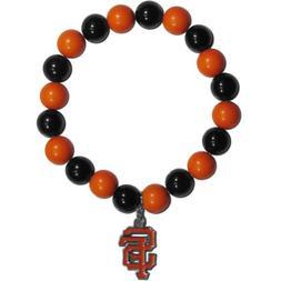 MLB San Francisco Giants Fan Bead Bracelet