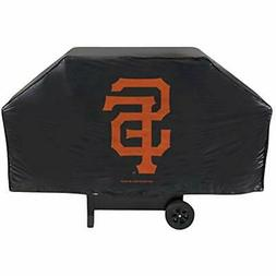MLB San Francisco Giants Grill Cover, Large, Orange Outdoor