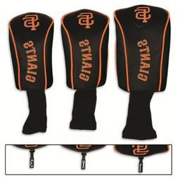 MLB San Francisco Giants 3 Pack Mesh Longneck Headcover Set