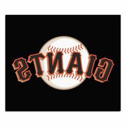 FANMATS MLB San Francisco Giants Nylon Face Starter Rug