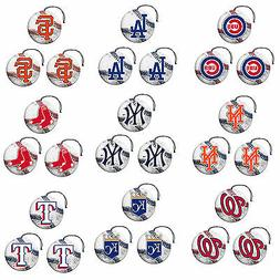 New MLB Pick Your Team Car Paper Hanging Air Freshener 3 pac