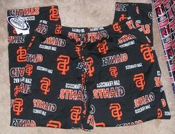 NEW MLB San Francisco Giants Loungewear Sleepwear Pajamas Pa
