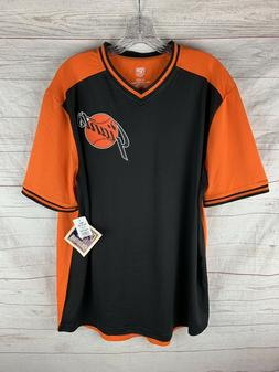 New Cooperstown Collection San Francisco Giants jersey shirt