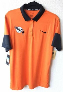 NEW San Francisco Giants Mens Polo Shirt Medium Nike Coopers