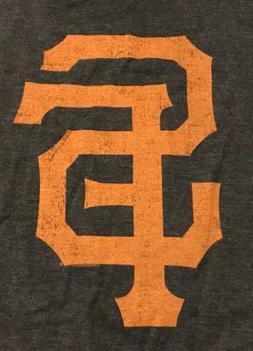 NWT San Francisco Giants Shirt Mens T-Shirt Size Large Dark