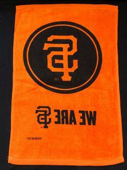 Rally Rag Towel We Are SF San Francisco Giants SGA New 4/10/