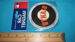 RARE SAN FRANCISCO GIANTS MLB NATIONAL LEAGUE BASEBALL CREST
