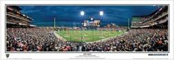 San Francisco Giants 2010 WORLD SERIES GAME NIGHT Panoramic