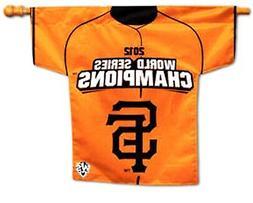 San Francisco Giants 2012 Champions Premium 2-Sided Jersey B