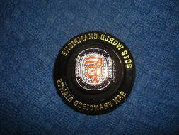 San Francisco Giants 2012 Replica World Series Championship