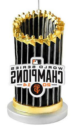 San Francisco Giants 2014 World Series Champions Resin Troph