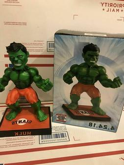 San Francisco Giants 2018 MARVEL Day Incredible Hulk Bobbleh