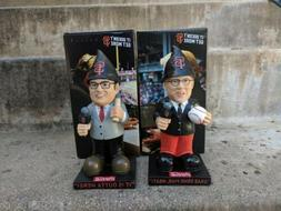 San Francisco Giants 2019 Krukow & Kuiper SGA Gnome bobblehe