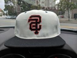 san francisco giants 2019 white logo hat