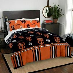 San Francisco Giants The Northwest Company 5-Piece Queen Bed