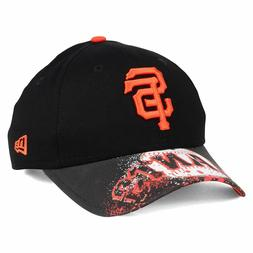 San Francisco Giants New Era 940 MLB Splatter Visor Baseball