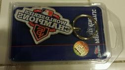 San Francisco Giants Acrylic Key Ring WS Champ 2012