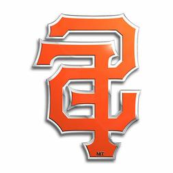 San Francisco Giants Color Auto Emblem - Die Cut