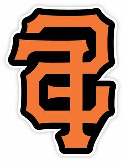 San Francisco Giants Baseball Sticker Decal for Cornhole Car