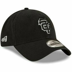 New Era San Francisco Giants Black Core Classic Twill 9TWENT