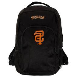 San Francisco Giants Black Draft Day Backpack Northwest Comp