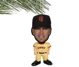 San Francisco Giants Buster Posey MLB Flathlete Resin Christ