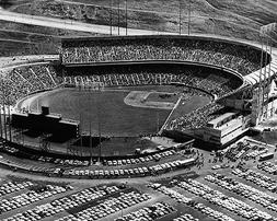 San Francisco Giants CANDLESTICK PARK Glossy 8x10 Photo Stad