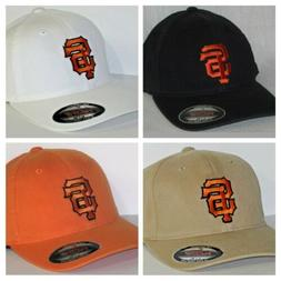 "San Francisco Giants ""FLEX FIT"" Cap ⚾️HAT⚾️MLB PATCH"