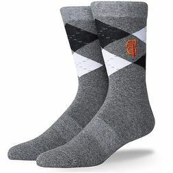 San Francisco Giants Case Crew Socks - Black