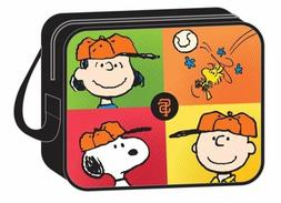 San Francisco Giants Peanuts Messenger Bag SF Charlie Brown