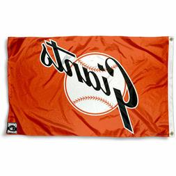 SAN FRANCISCO GIANTS FLAG 3'X5' MLB BANNER: FAST FREE SHIPPI