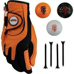 San Francisco Giants Golf Balls, Tees & Glove Set
