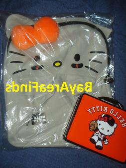 San Francisco Giants Hello Kitty Lunch Box & Backpack SF Col