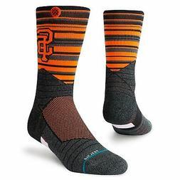 San Francisco Giants Stance Horizon Diamond Pro Crew Socks