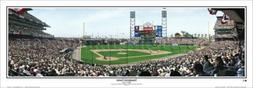San Francisco Giants INAUGURAL GAME 2000 Historic Panoramic