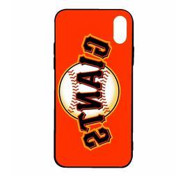 San Francisco Giants iPhone X XS Case