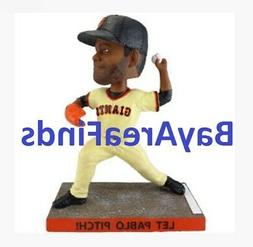 San Francisco Giants Let Pablo Pitch Sandoval Bobblehead 5/1