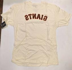 San Francisco Giants Licensed Men's T-Shirt NWT Large