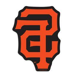 San Francisco Giants Logo on the GoGo  MLB Car Auto Emblem S