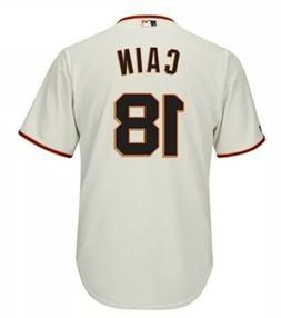 Majestic San Francisco Giants Matt Cain Cool Base Men's 2X