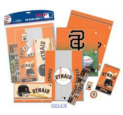 San Francisco Giants MLB 11 Piece Stationery Set
