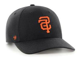 San Francisco Giants MLB 47 No Shot Clean Up Team Cap Hat Ad