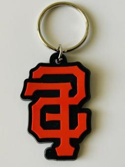 SAN FRANCISCO GIANTS MLB BASEBALL KEYCHAIN KEYRING TEAM DECA