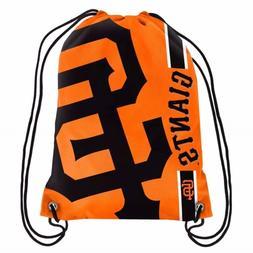 San Francisco Giants MLB Drawstring Backpack sack / Gym bag