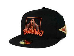 San Francisco Giants New Era MLB Fitted 59FIFTY Pennant Patc