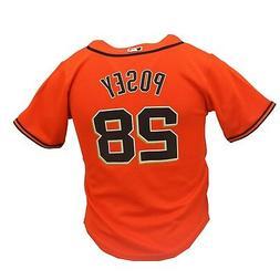 San Francisco Giants MLB Genuine Infant Toddler Size Buster