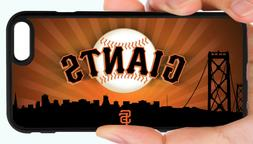 SAN FRANCISCO GIANTS MLB PHONE CASE COVER FOR IPHONE X 8 7 6