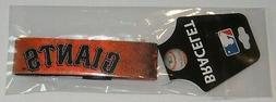 San Francisco Giants Official MLB Stretch Bracelets by Siski
