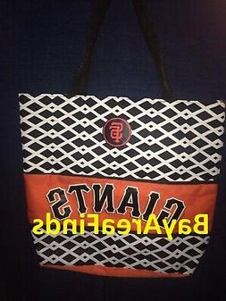 San Francisco Giants Mother's Day Expandable Tote Bag 5/14/2
