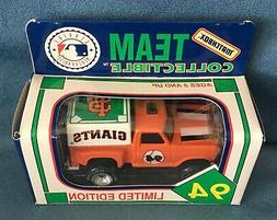 SAN FRANCISCO GIANTS New in Box 1994 Limited Edition Matchbo